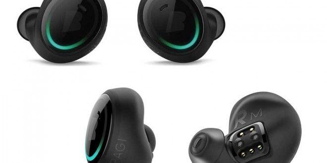 7e2b8554a4e Bragi Dash: True Wireless Earbuds with 4GB Storage and Activities Tracker