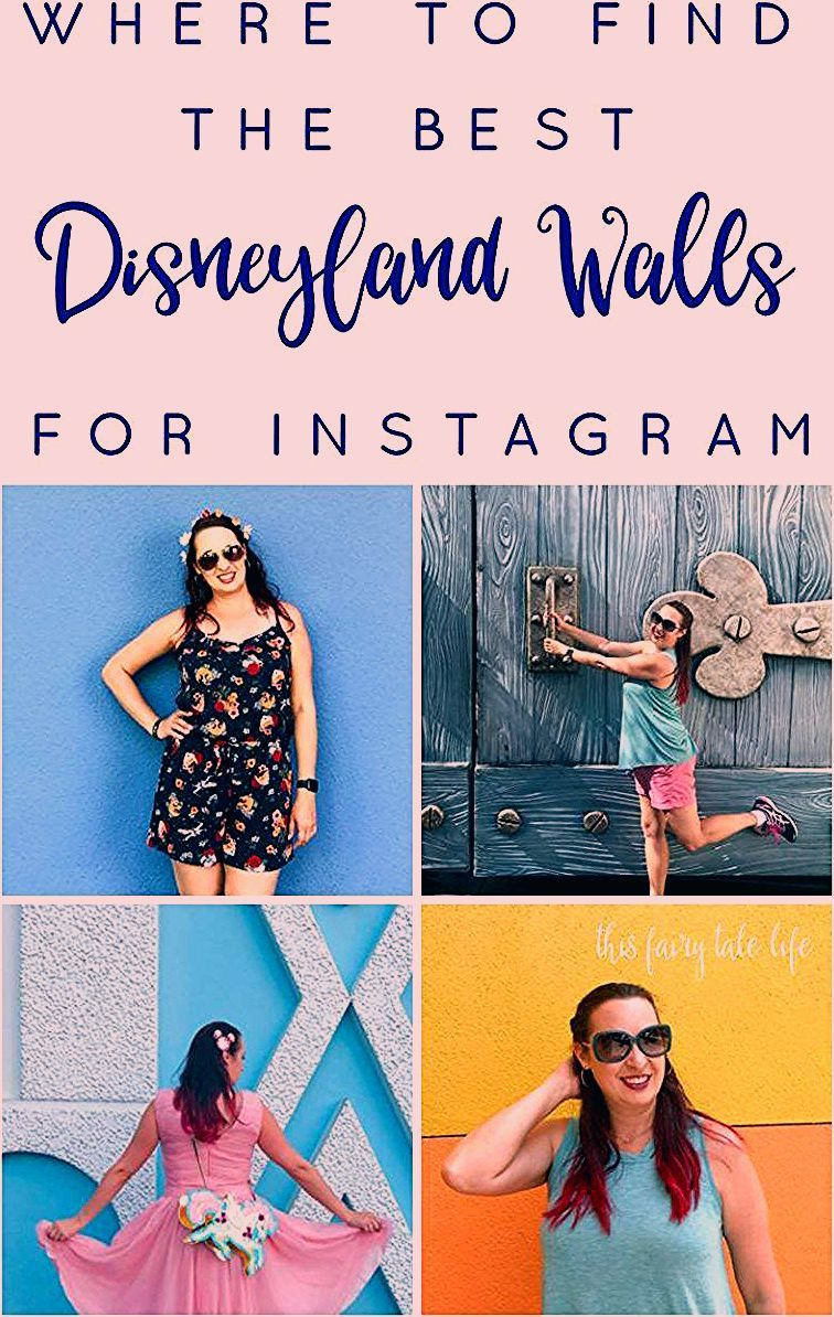 Photo of A Definitive Guide to Disneyland Wall Photo Spots – This Fairy Tale Life