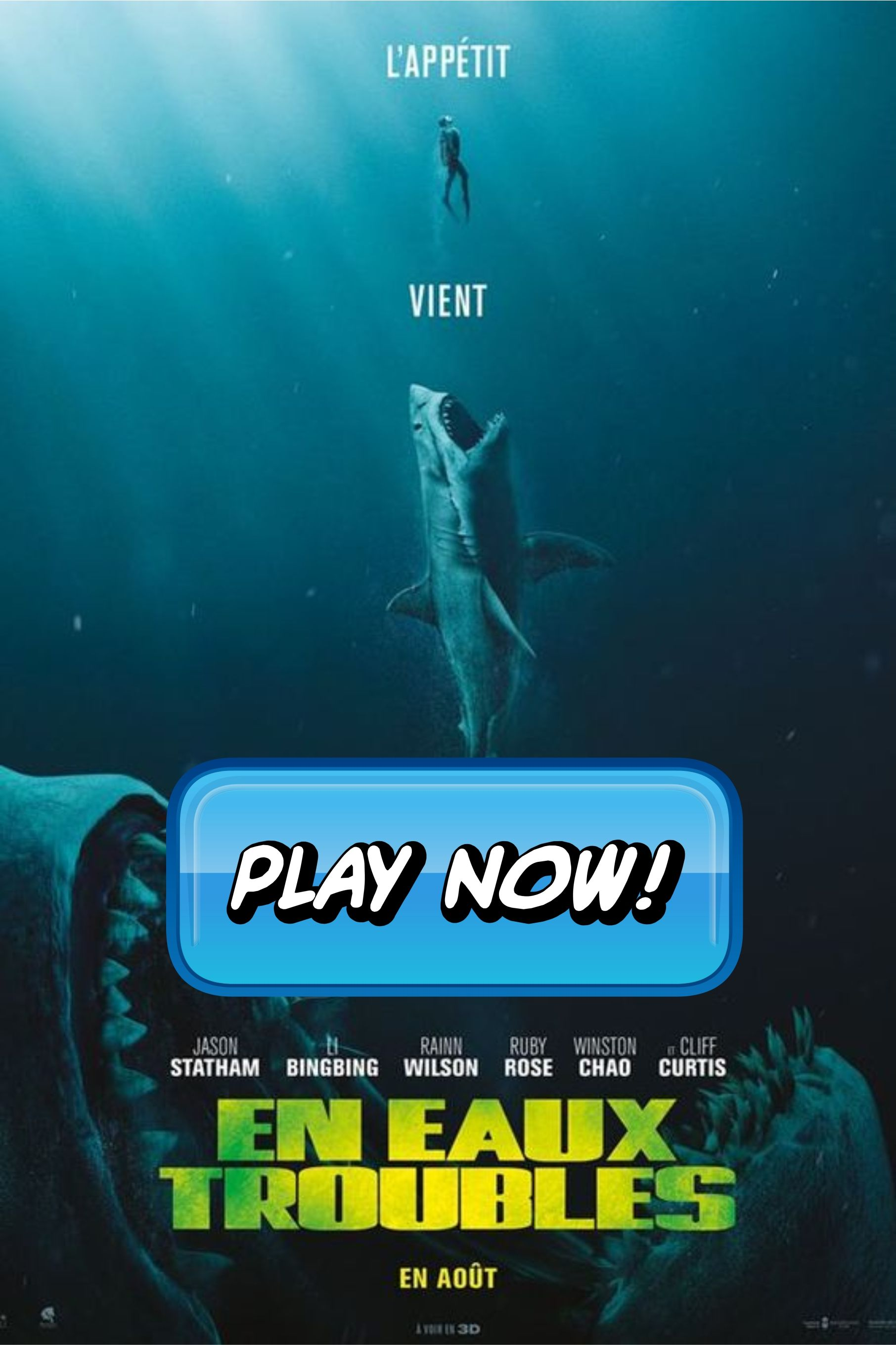 Regarder Film En Eaux Troubles Streaming Vf 2018 Complet En Entier Full Movies Marianas Trench Movies