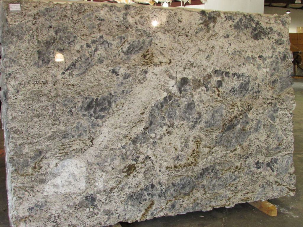 Blue Flower Granite Countertops