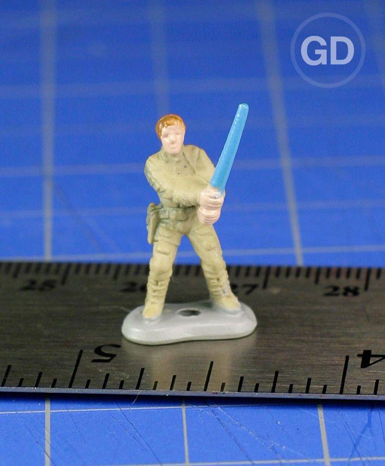 Star Wars Micro Machines Action Fleet Chewbacca Wookiee Figure #59 Galoob 1997
