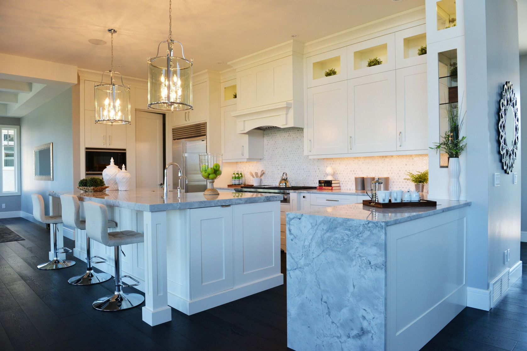 2019 High End Kitchen Cabinets - Small Kitchen island Ideas with ...