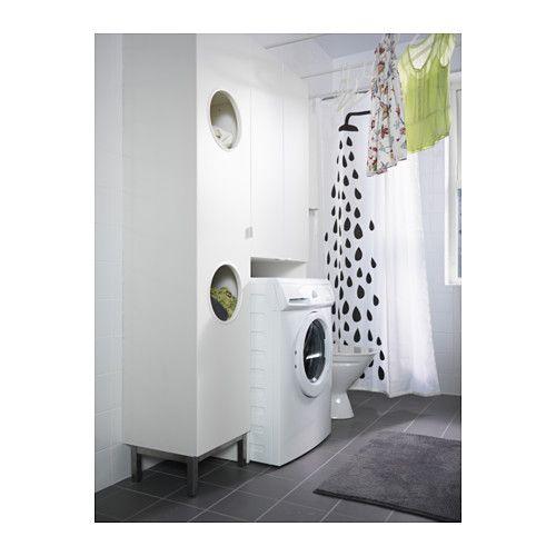 LILLåNGEN Armario para colada, blanco Cuartos de lavado, Lavar y Baños