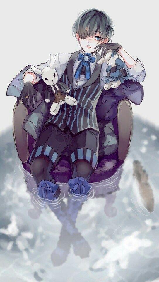 Ciel Phantomhive || kuroshitsuji / #anime
