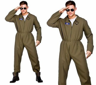 , (eBay link) Mens Top Gun Costume Adults 1980s Flighter Pilot Jumpsuit Fancy Dress Outfit 80s  #clothing #shoes #accessories #fashion, My Pop Star Kda Blog, My Pop Star Kda Blog