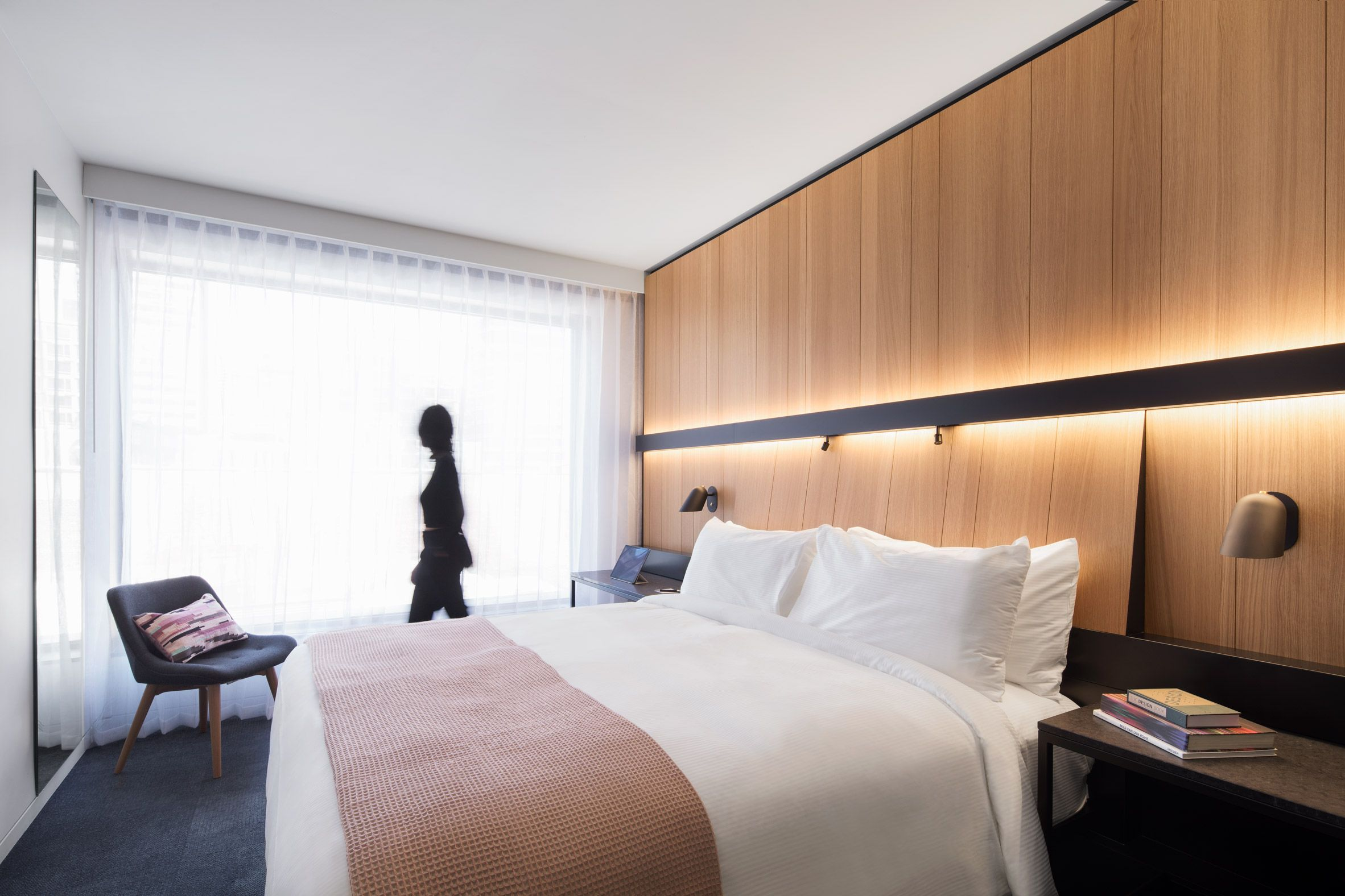 Biancheria Da Letto Hotel Montreal S Hotel Monville By Acdf Architecture Features Strict