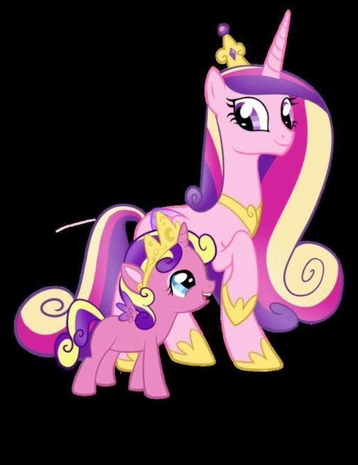 Cadence Mlp Baby : cadence, Awwww, Princess, Cadance, Little, Pony,, Princess,