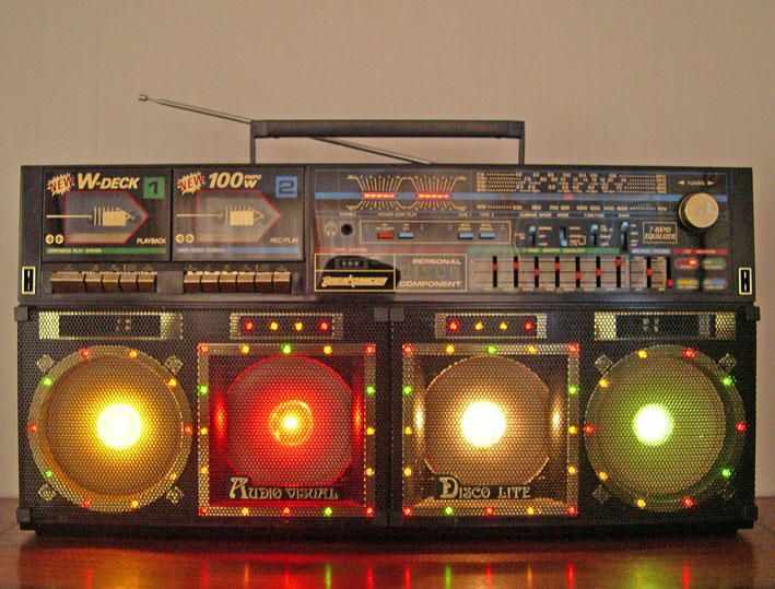 You Light Me Up Boombox Pinterest Lights Audio And