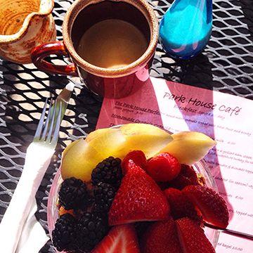 Park House Cafe Zion Springdale Utah Coffee Shop Restaurant Utah Restaurants Springdale Utah Organic Granola