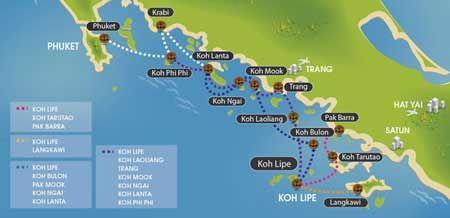 Map showing Koh Lipe - island hopping in Southern Thailand ... on koh samui map, curitiba map, johor bahru map, national parks thailand map, tarutao national park, ko poda, koh tao map, gdansk map, chichicastenango map, ho chi minh city map, koh jum map, krabi province, kisumu map, ao nang map, phi phi islands, albufeira map, isla mujeres map, lecce map, chiang rai map, alajuela map, klagenfurt map, coimbra map, chiang mai map, langkawi map,