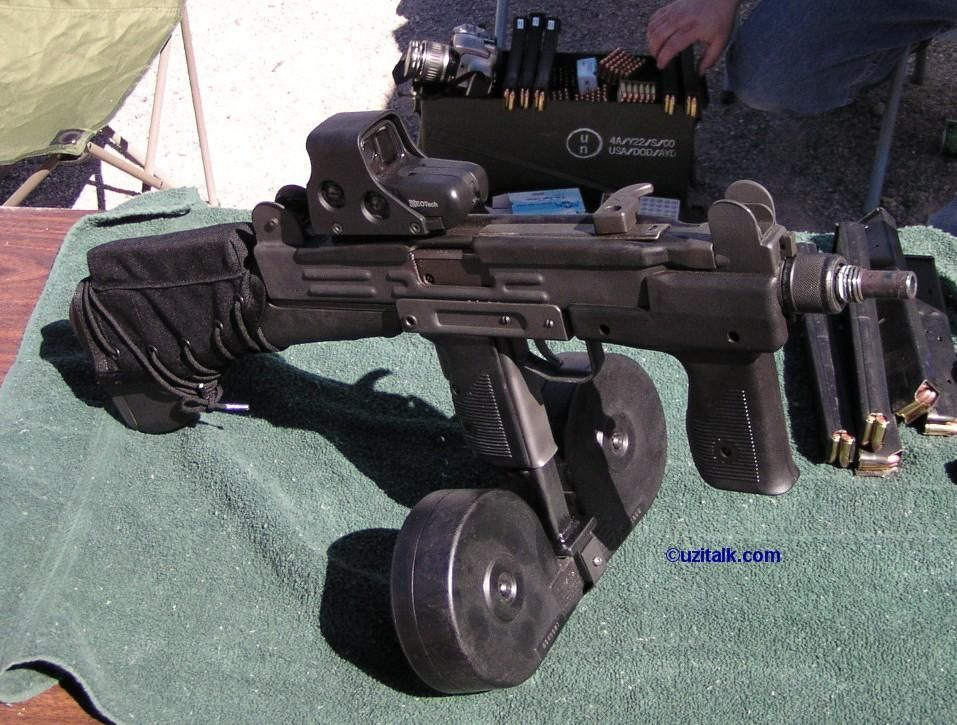 c3463c6ae178 Tactical Uzi with Beta mag   Tactical Gear and Weapons Survival ...