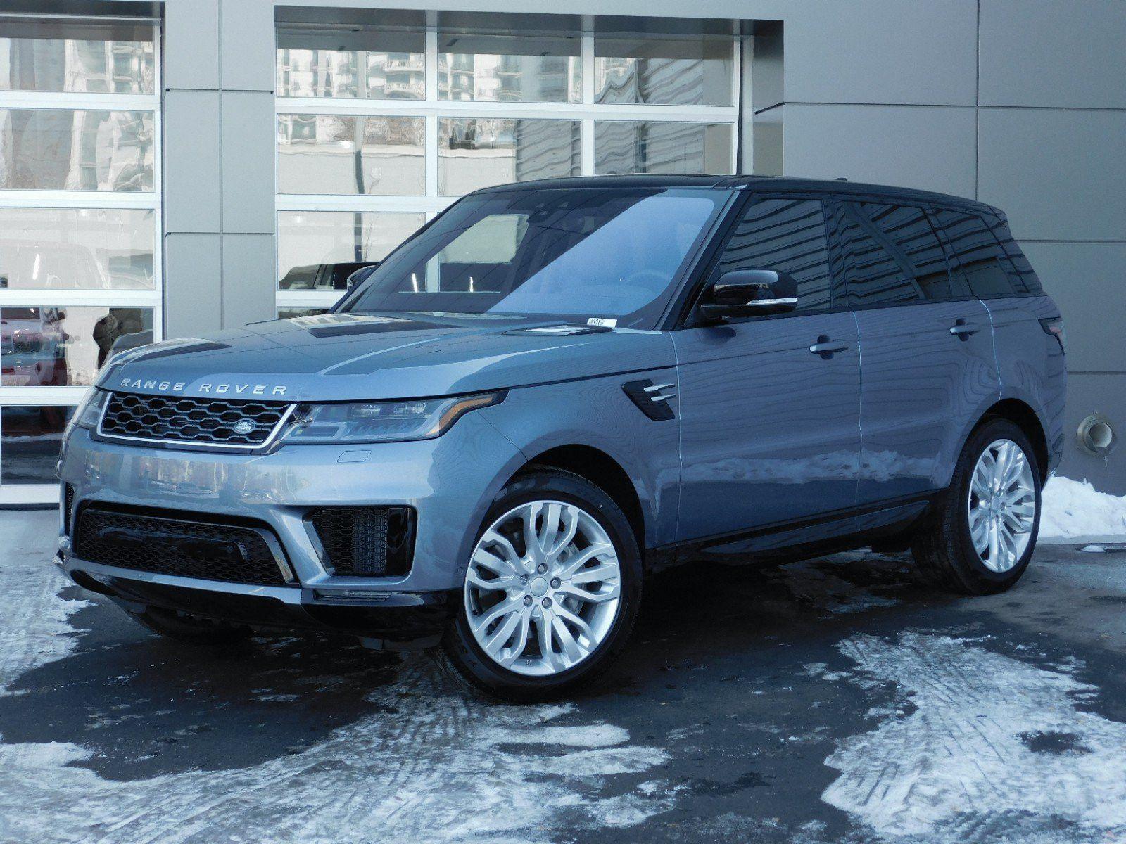 2019 Range Rover Sport Svr For Sale 197 New 2019 Land Rover Range Rover Sport Hse 4 Door In Salt Lake City Range Rover Sport Range Rover Land Rover