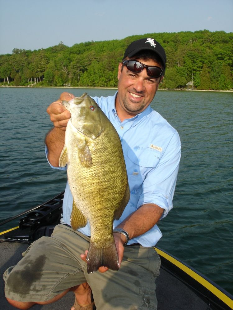 Chicago fishing: Mark Zona, 3 questions & more   Chicago