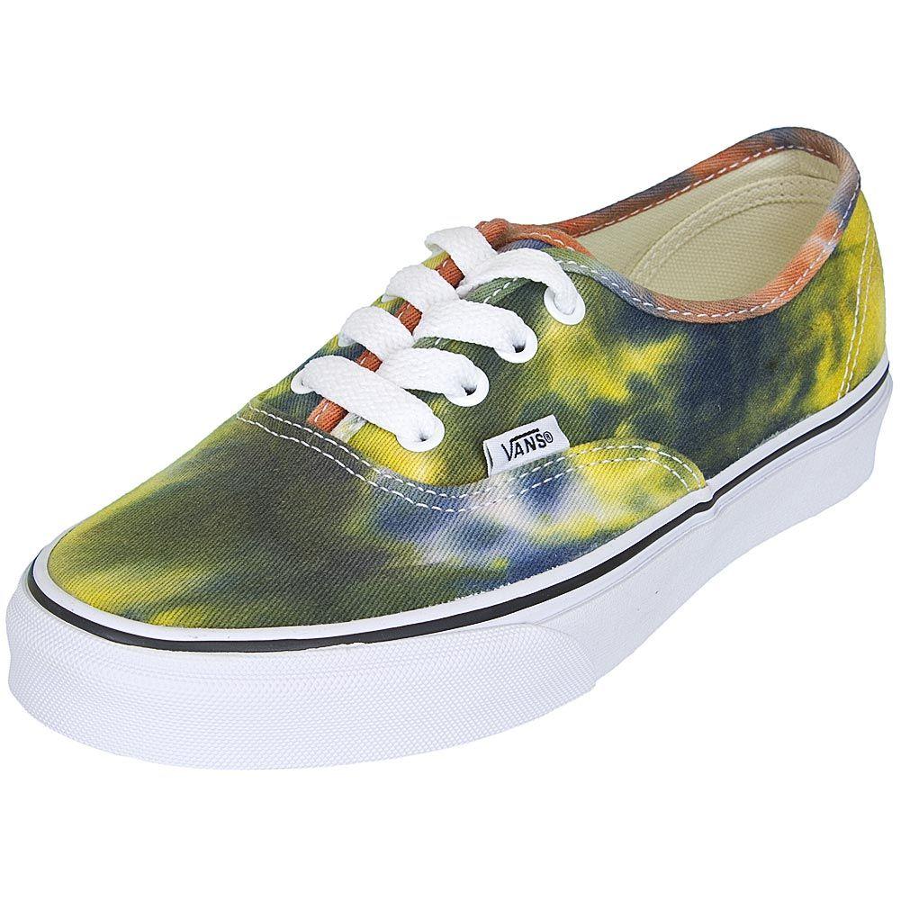 vans damen sneakers blau