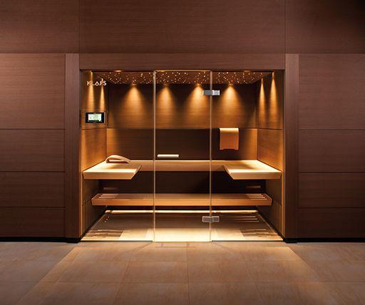 fabricant sauna klafs sanarium hammam concepteur spa vente. Black Bedroom Furniture Sets. Home Design Ideas