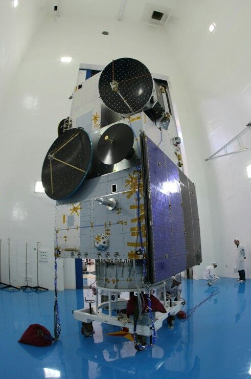 HY-2A chinese satellite