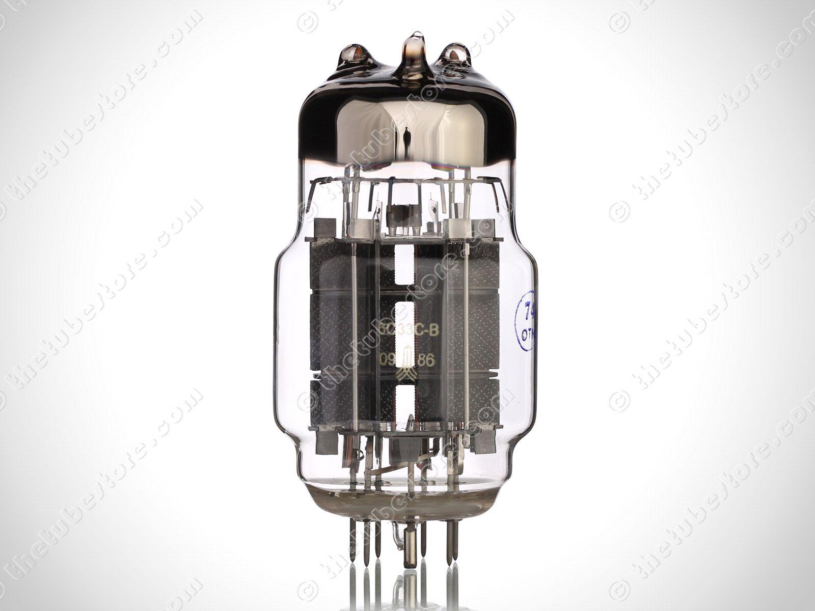 Ulyanov 6c33c B Vacuum Tube Tube Audio