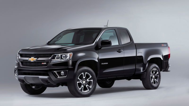 The 2017 Chevrolet Colorado Is Next Great American Small Truck