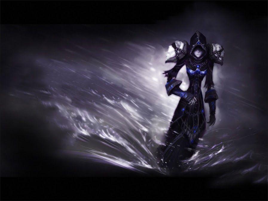 World Of Warcraft, Priest, Horde