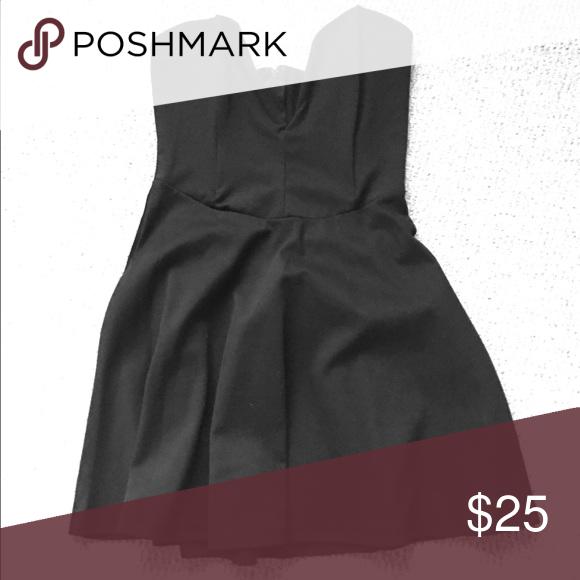 Sweetheart Dress Sweetheart Cut Dress. Like new. Only worn once! Dresses