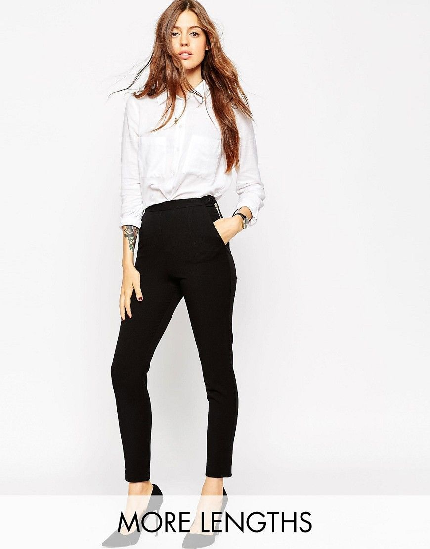 Maternity Trousers Womens Clothing Black//Grey Work Trousers FREE P/&P