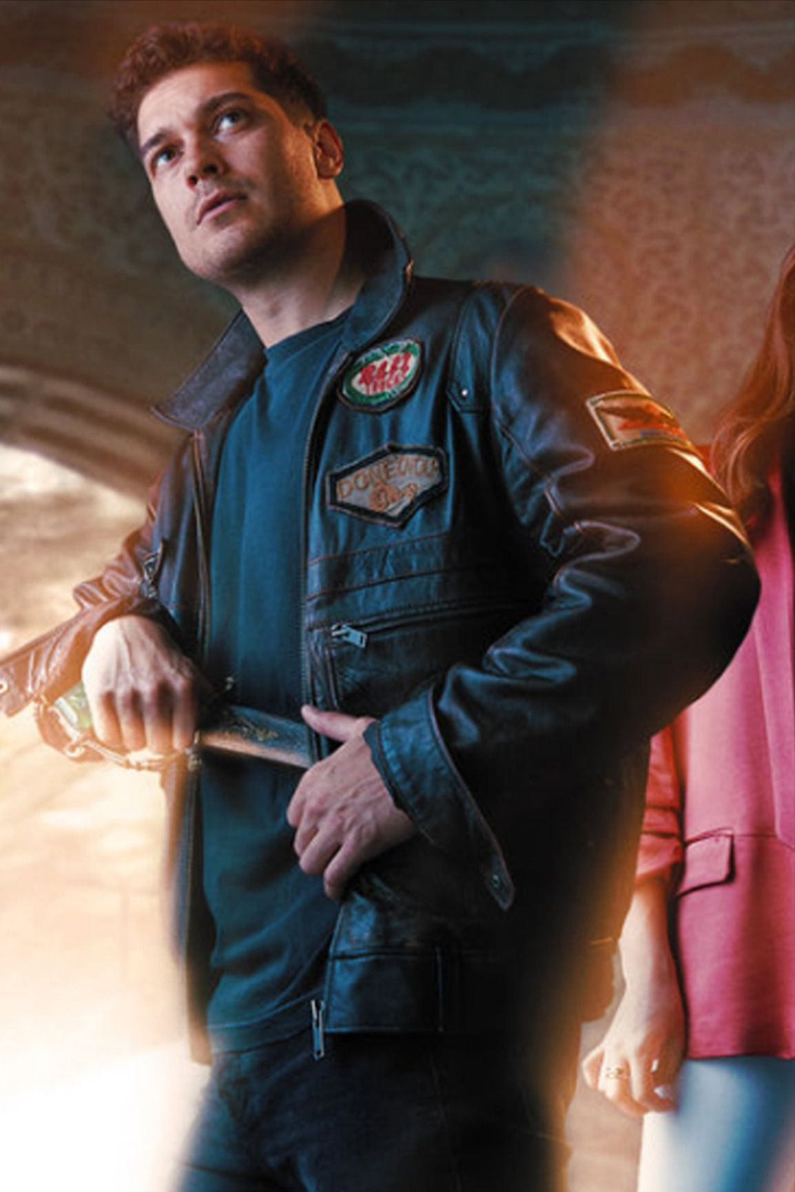 Pin by Hollywood Jackets on Tv Series Jackets in 2020