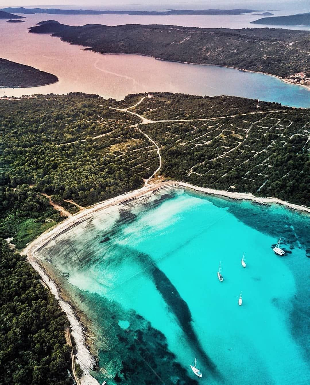 Zadar Region Tourist Board On Instagram Sakarun Beach Constantly Mentioned As One Of The Best Beaches In Croatia Croatia Vacation Tourist Tourist Board