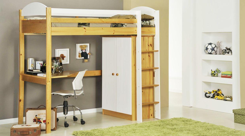 Etagenbett Kinder Poco : Algunas casas cuentan con poco espacio y a veces es un