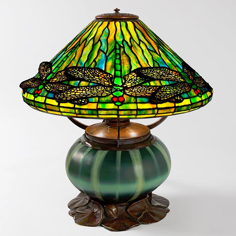 Dragonfly Tiffany Lamp In 2020 Tiffany Lamps Table Lamp Lamp