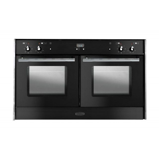 Rangemaster Built In Side By Side Double Oven Double Oven Built Under Double Oven Range Cooker