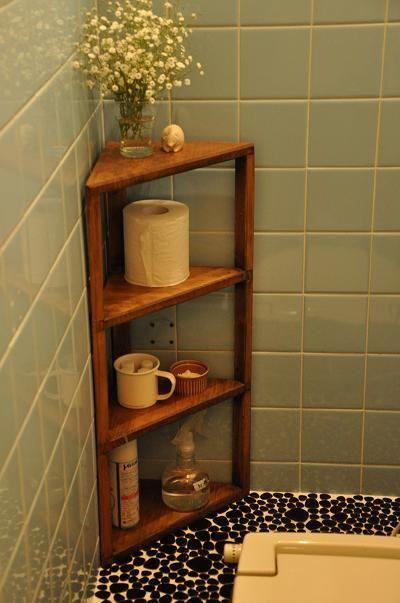 自分のお部屋だけじゃなく トイレやお風呂にもこだわりのスペースに