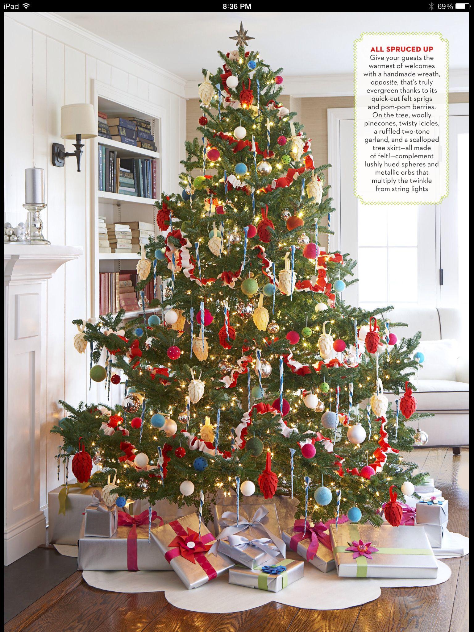 OMG Love the trees Christmas Pinterest
