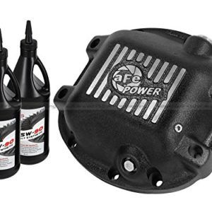 aFe-Power-46-70192-WL-Differential-Cover-Machined-with-Gear-Oil-0