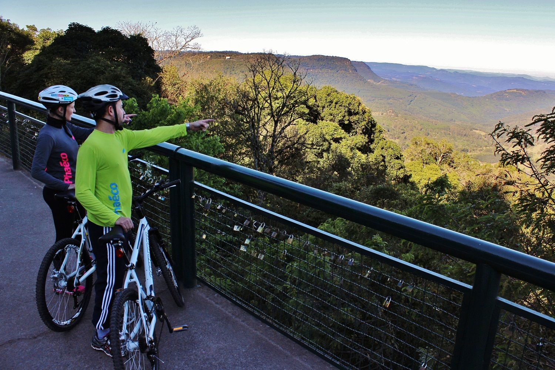 Passeios turísticos em Gramado, de bicicleta e com guia