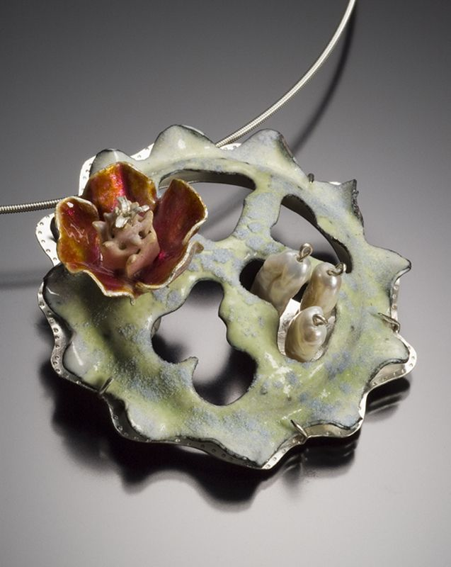 Necklaces - Kathryn Osgood : Jewelry