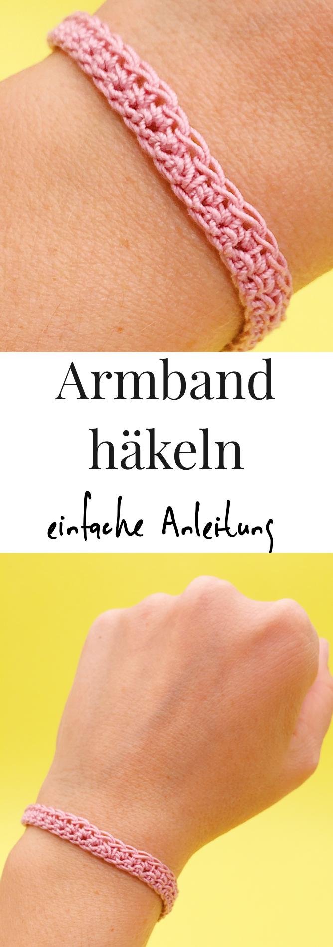Photo of Armbänder selber machen