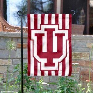 IU Hoosiers Banner Flag