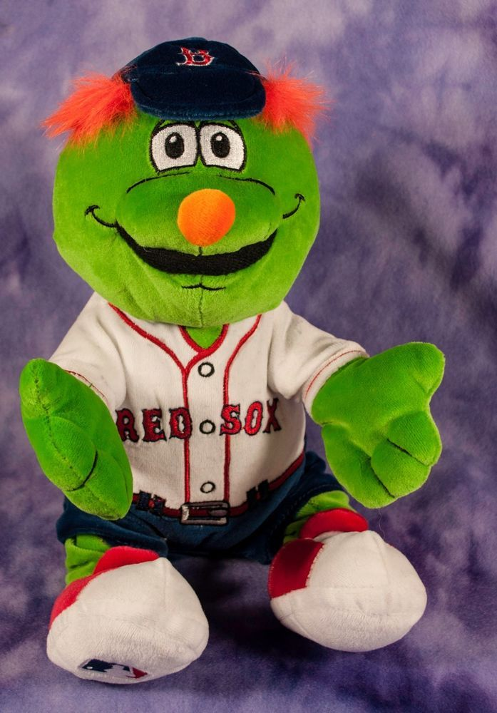 Mlb Musical Wally Dancing Green Monster Plush Sweet Caroline 11