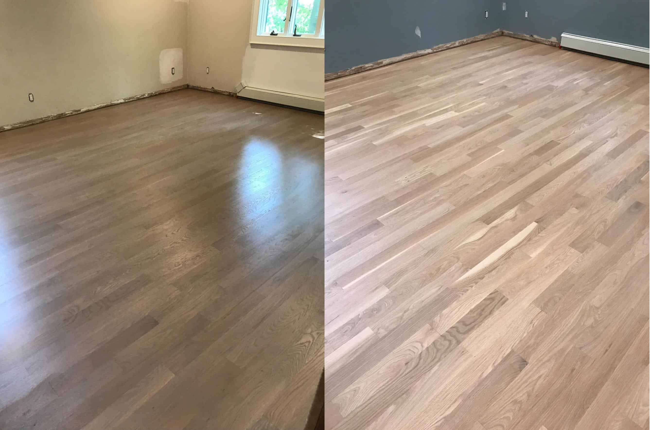 Best Finish for the Most NaturalLooking White Oak Floors