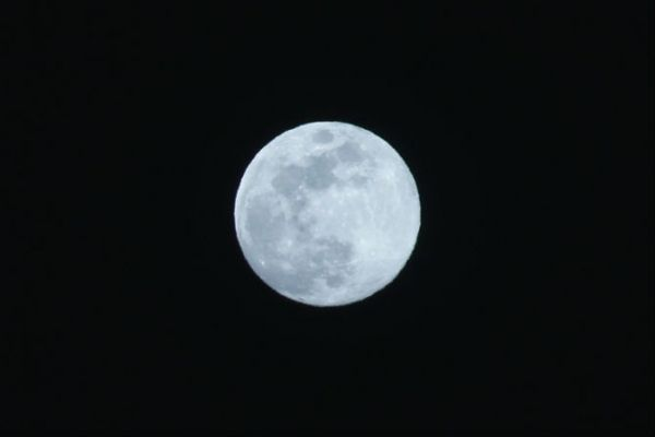 Blue Moon August 2012: Live Online Streaming and Published Photos of the Already Viewable Full Moon : World : Latinospost