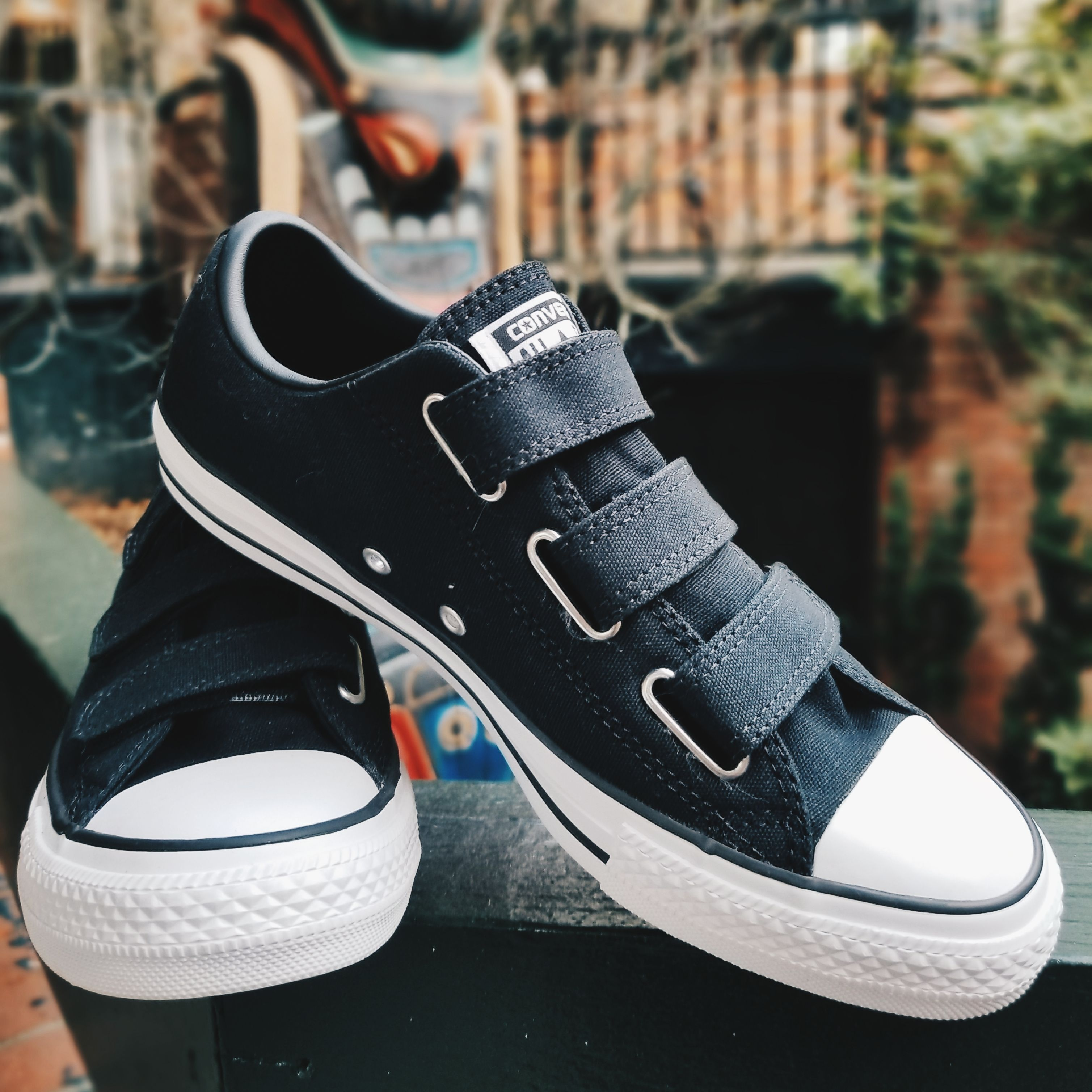 Chuck Top All Low Blackblackwhite Converse Women's 3v Taylor Star 8vmn0wN