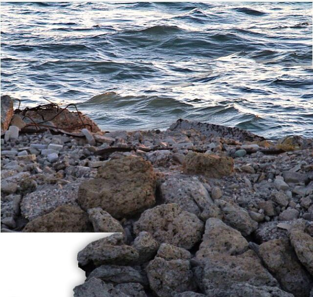 Rocky Oceans Beautiful Landscapes Landscape Ocean
