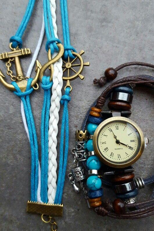 Armbänder mit Uhren Formaflori