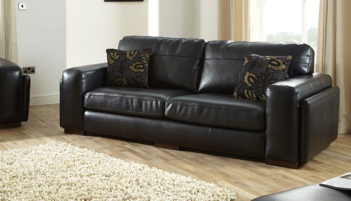 Endurance Eternity 3 Seater Sofa Standard Back Scs Sofa Natural Leather Sofas 3 Seater Sofa