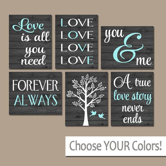Family Wall Art Canvas Or Prints Custom Love Story Quotes Art Family Tree Love Is All You Need Weddin Wedding Wall Art Family Wall Art Family Tree Wall Art