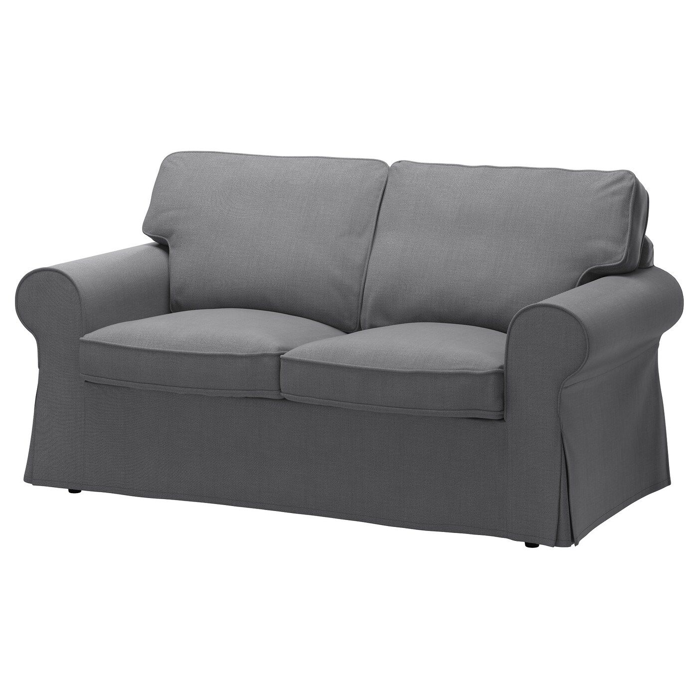 Ektorp Hoes 2 Zitsbank In 2020 Loveseat Covers Love Seat Ikea Sofa