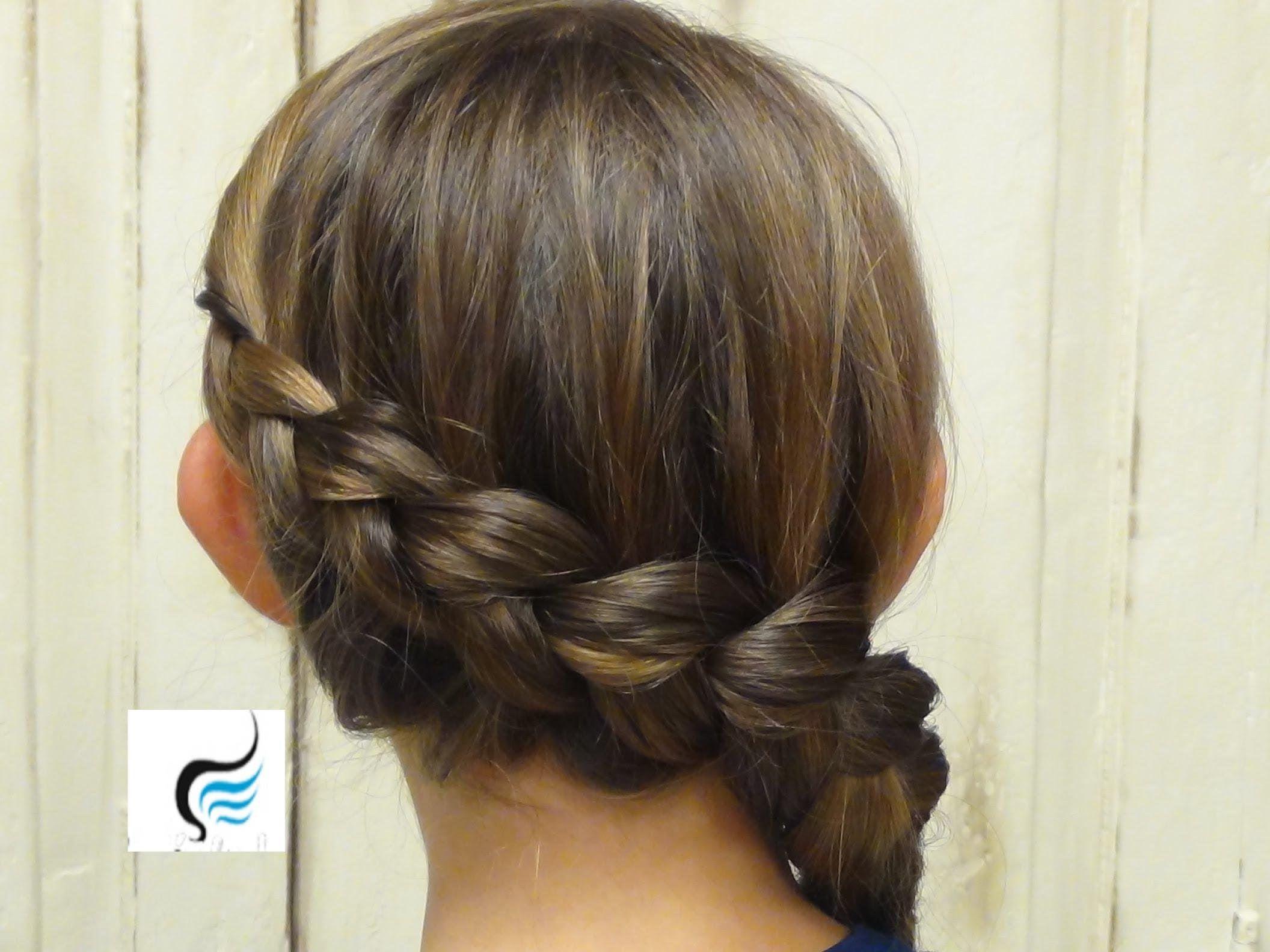 Dutch braid tutorial braid hairstyles ava halloween pinterest