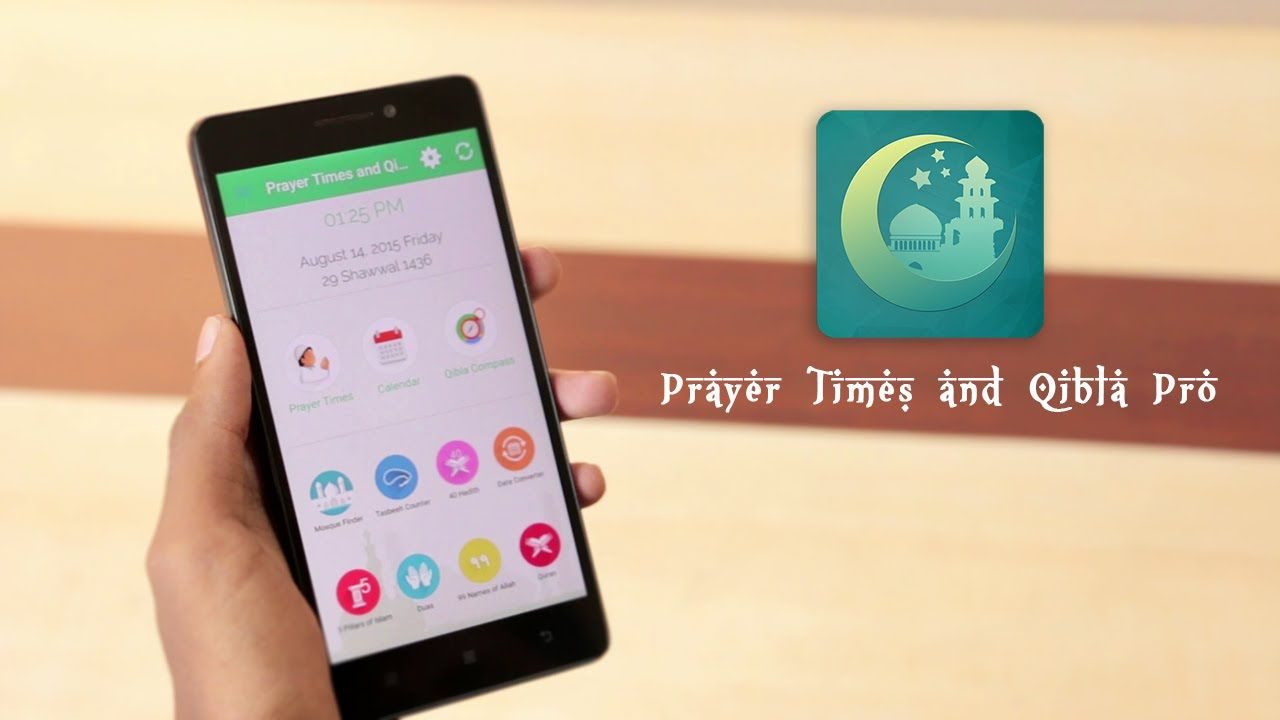Video : Prayer Times and Qibla Pro | Android App
