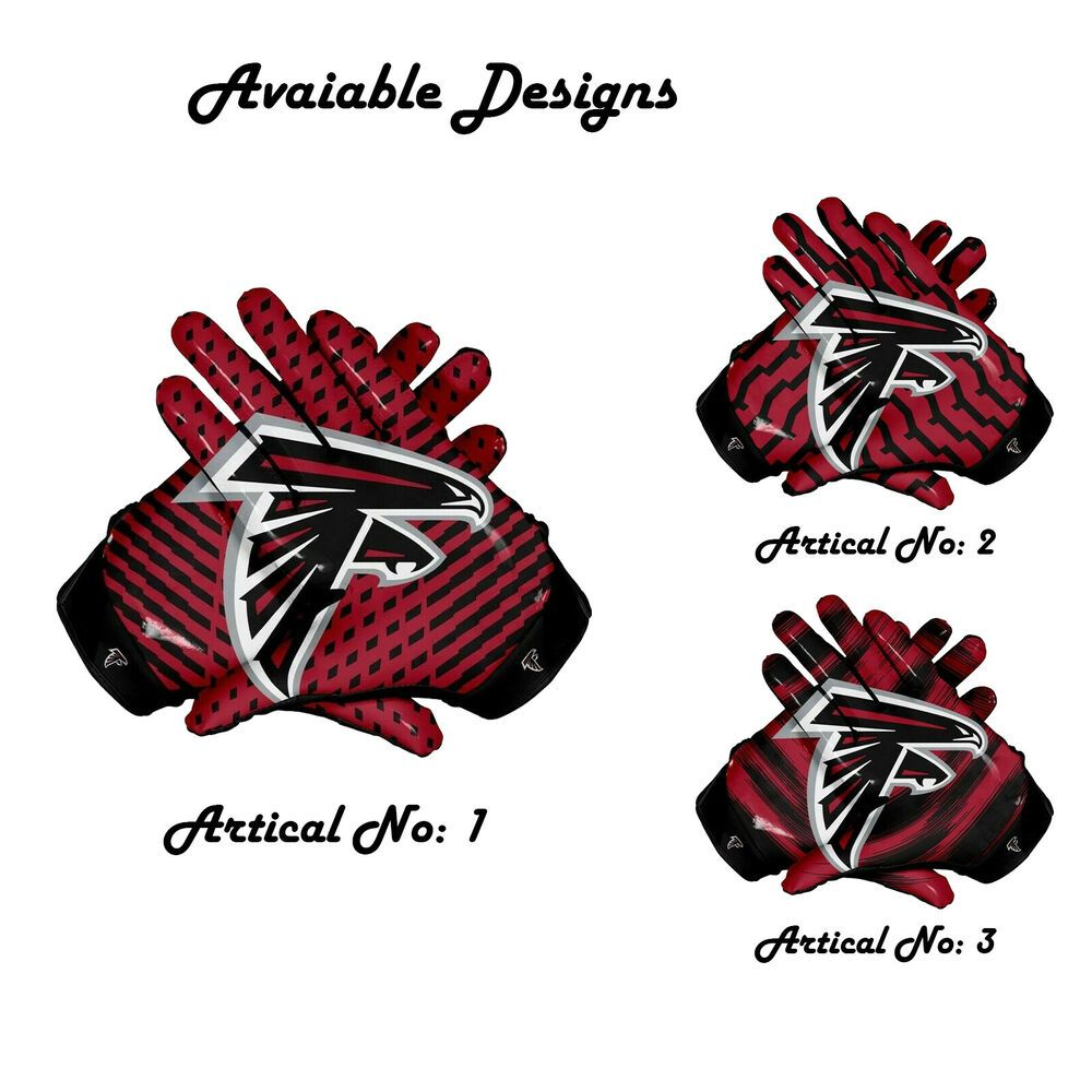Atlanta Falcon American Nfl Football Gloves Dressclub Nfl Football Gloves Football Gloves Atlanta Falcons