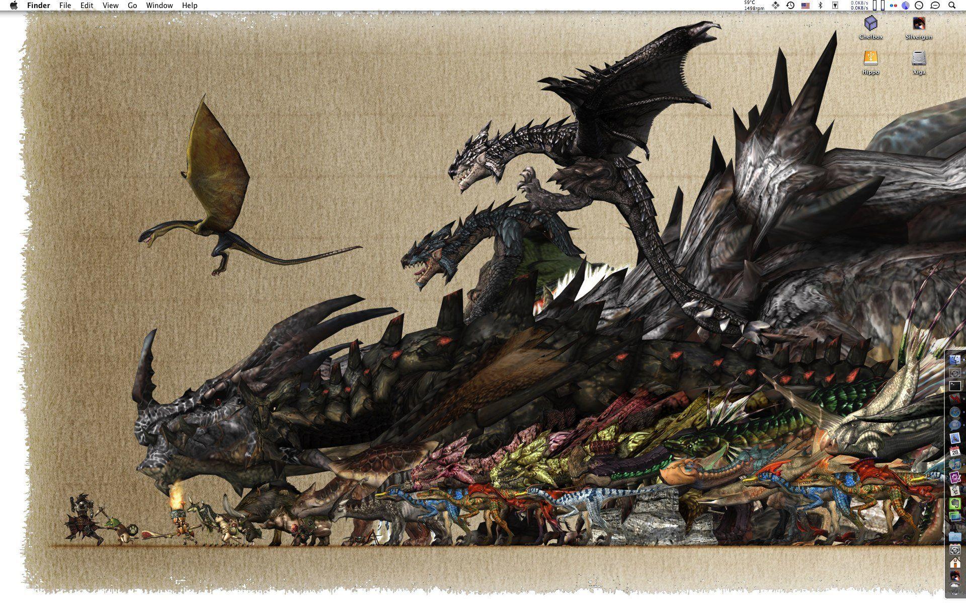Monster Hunter Ultimate Hd Wallpaper Wallpaper Hd P Monster